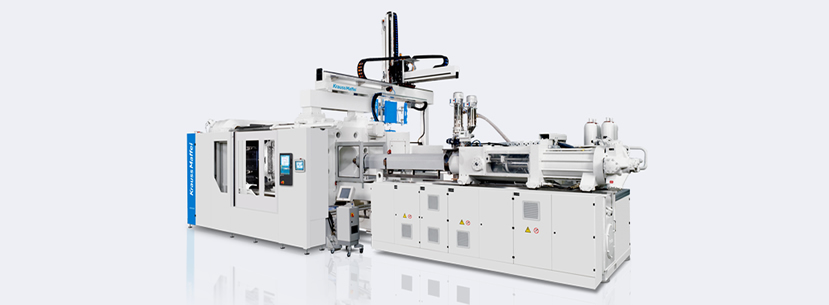 KraussMaffei MX Series Injection Moulding Machines
